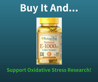 Buy Puritan's Pride Vitamin E Supplement and Support Oxidative Stress Research