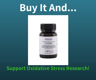 Buy the MitoQ Antioxidant Supplement and Support Oxidative Stress Research
