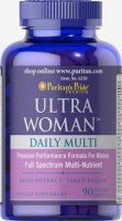 Time release ultra woman daily multi vitamin from Puritan's Pride