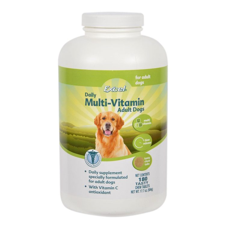 Dog's Time Release Multi-Vitamin Supplement