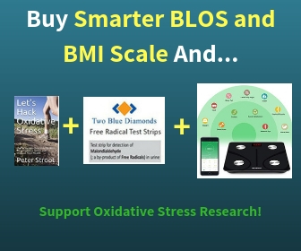 Buy the Smarter BLOS and BMI Scale and Support Oxidative Stress Research