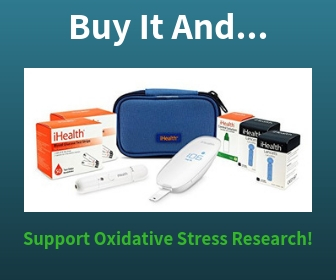 Purchase The iHealth Smart Diabetes Kit and Support Oxidative Stress Research