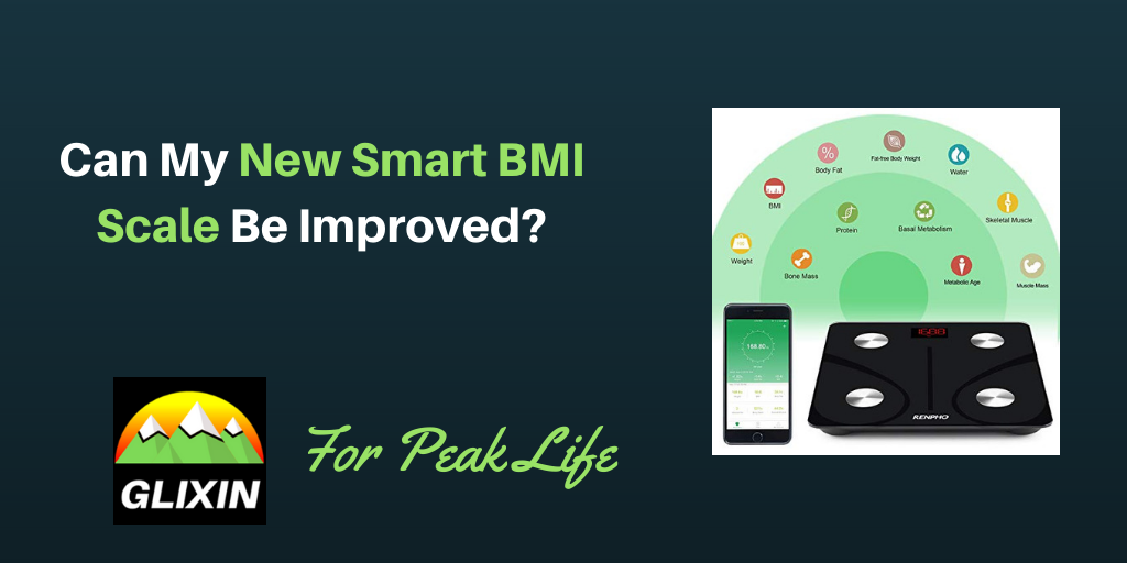 Is there a way to improve the Smart BMI Scale?