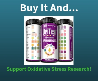 Purchase the Urine Health Test Strips and Support Oxidative Stres
