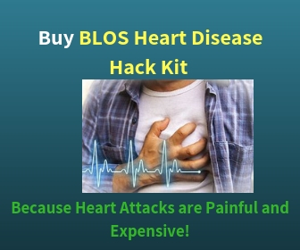Purchase The BLOS Heart Disease Hack Kit and Support Oxidative Stress Research