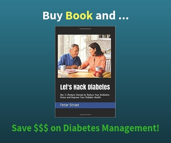 Book to Reduce Oxidative Stress and Hack Diabetes