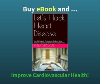 eBook to Reduce Oxidative Stress and Hack Heart Disease