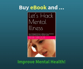 eBook to Reduce Oxidative Stress and Hack Mental Illness