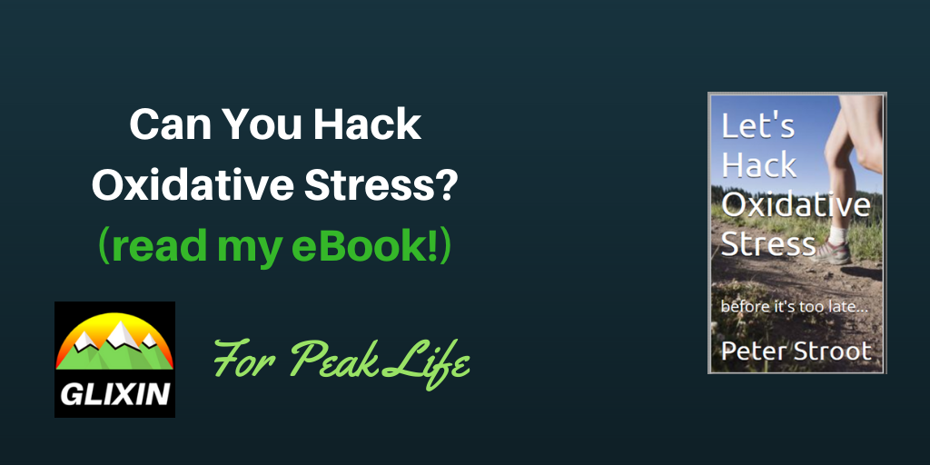 New EBook Describes Health Hack for Life